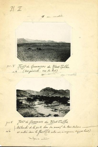 CROISIÈRE NOIRE. Louis audouin-Dubreuil (1887-1960)...