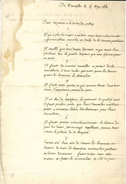 Jean-Baptiste COLBERT (1619-1683) le grand...