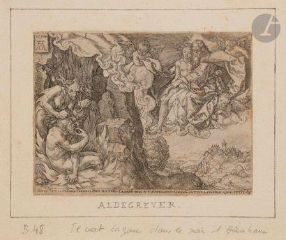 Heinrich Aldegrever (1502-c. 1555/1561)