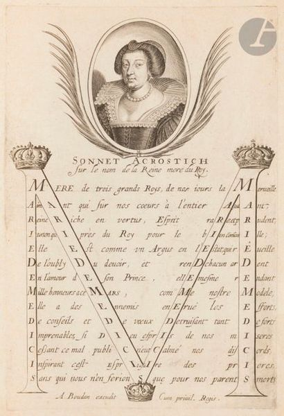 Alexandre Boudan (1600-1671) et Michel Lasne (1595-1667)
