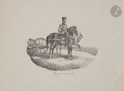 Théodore GERICAULT (1791-1824)