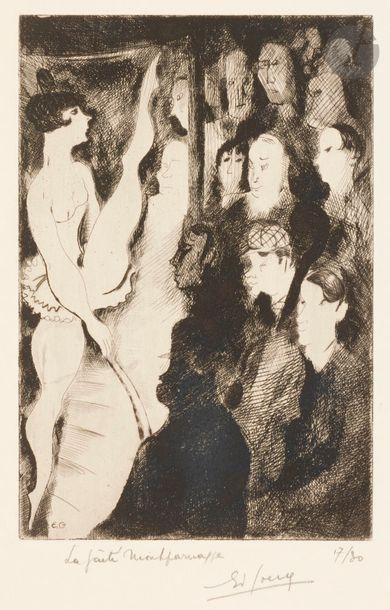 Edouard Goerg (1893-1969)