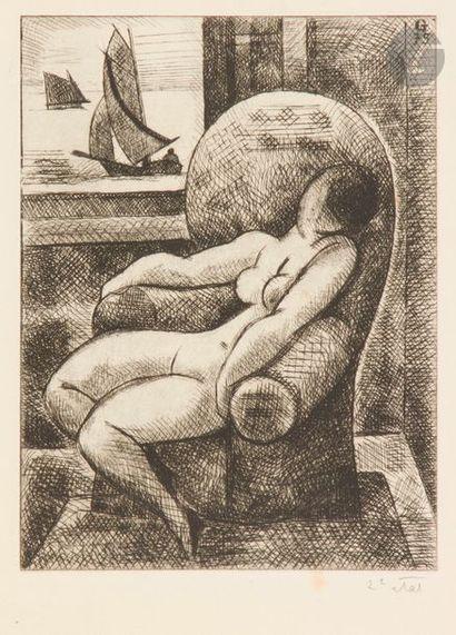 Marcel GROMAIRE (1892-1971)