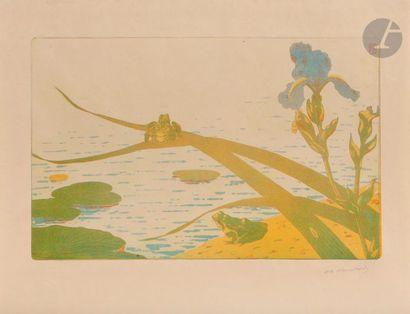 Charles Houdard (actif vers 1892-1914)