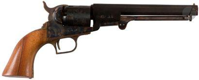 Revolver Colt modèle 1848 pocket (baby dragoon), à poudre noire, six coups, calibre...