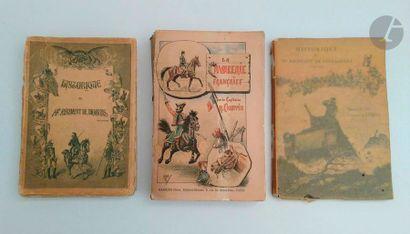 Trois ouvrages provenant de la Bibliothèque...