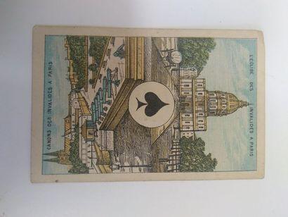 Jeu « historique » (belge) : Daveluy (?),...