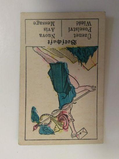 Neueste Aufschlagkarten, Wilhelm Hegenauer,...
