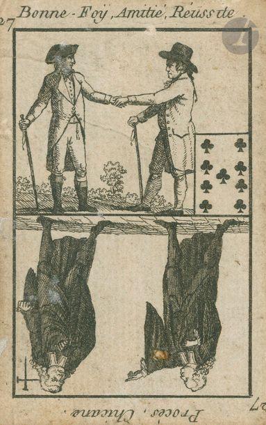 Petit Oracle des Dames 2 têtes : Ve Gueffier,...