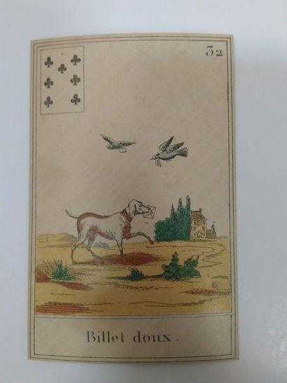 Le Livre du Destin : J. Gaudais, c.1870...