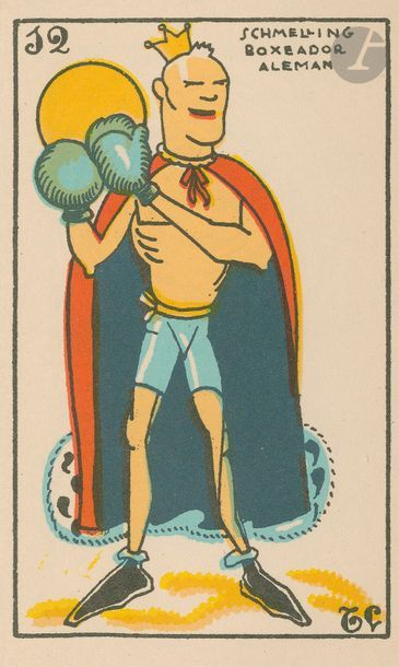 Jeu espagnol du cinéma : Ciné Manual, 1916...