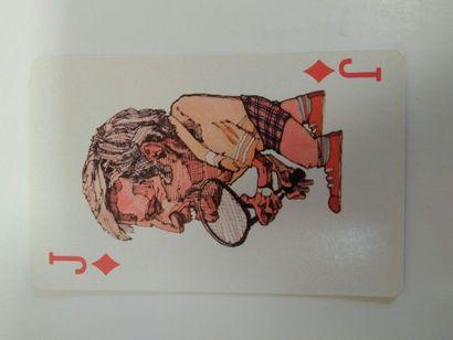 Deux jeux Politicards, USA, 1980 (Keith...