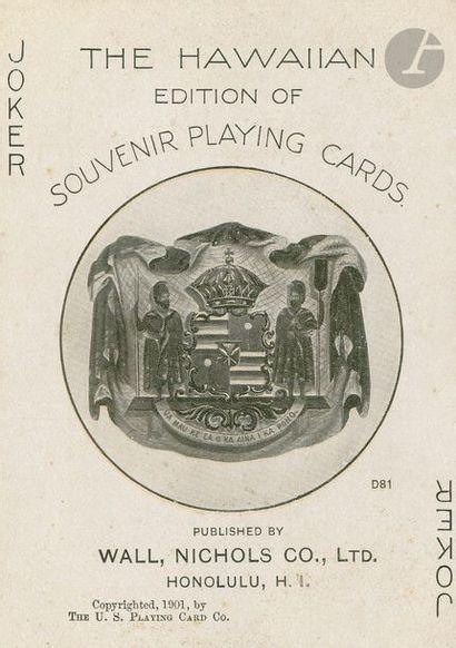 The Hawaiian Souvenir : USPCC, Cincinnati,...