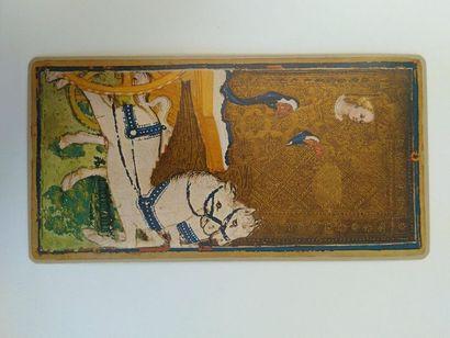 Fac-similé du tarot « Visconti Sforza »,...