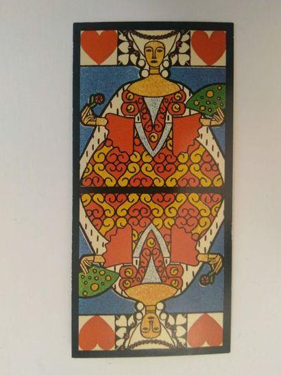 Tarot de Ditha Moser, fac-similé, Piatnik,...