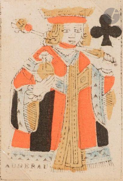 Portrait de Lyon, Augereau, fin XVIIIe s....