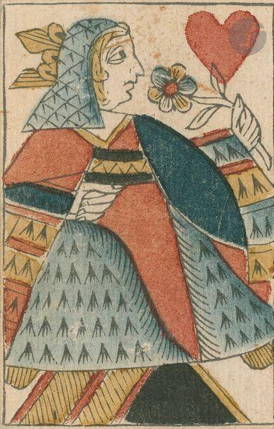 Portrait de Guyenne : anonyme, XVIIIe s....