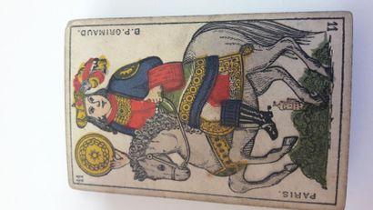 Jeu catalan Grimaud, 48/48 cartes ; av....