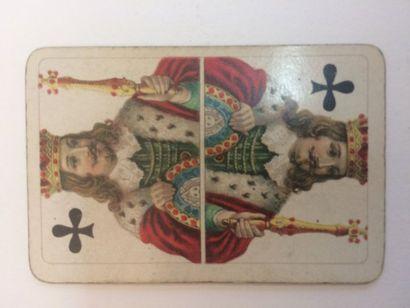 Patience p. de Berlin, Berliner Spielkarten, Eduard Büttner, Berlin, chromolithographie,...