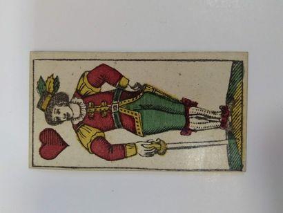 Jeu au portrait de Bavière : J.H. (Fetscher...