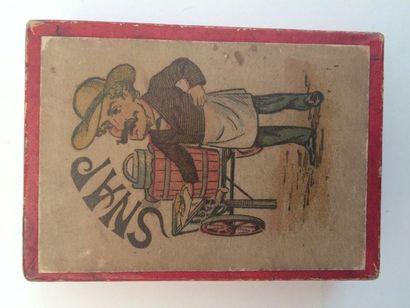 Snap : Grande-Bretagne ?, fin XIXe, chromolithographie,...