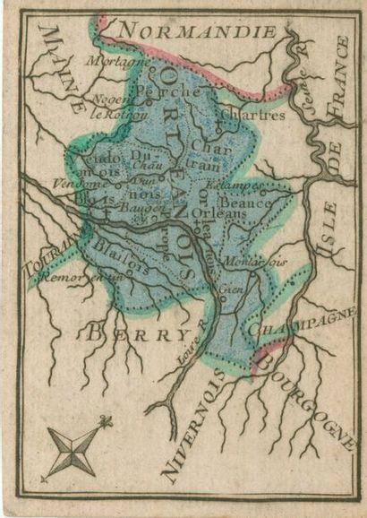 Cartes pour apprendre la géographie, Nicolas...