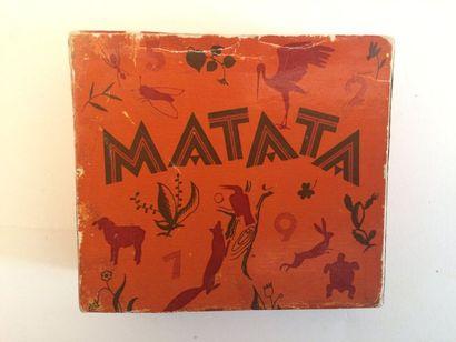 Cartes pour les enfants : Matata : Miro...