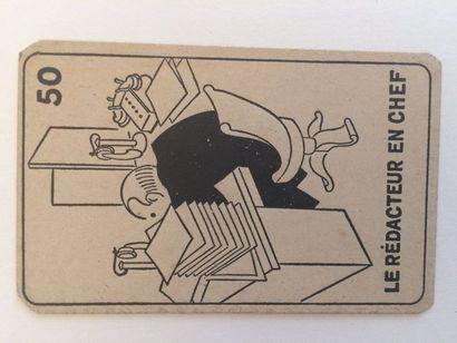 Jeu du Petit Parisien, années 1930 ; 19...