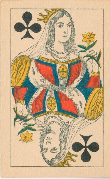 Jeu russe PV2, 1a sort, dessin Charlemagne,...
