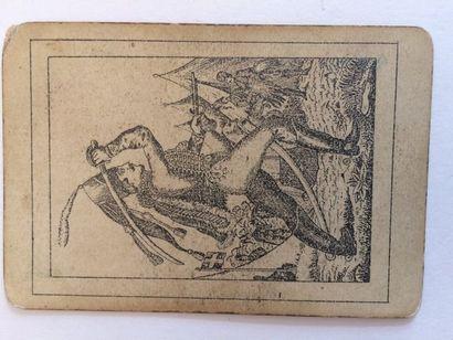 Gnau, Killekort N. 368, Suède, c.1880 ;...