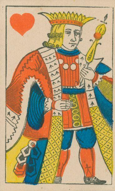 Portrait de Neuchâtel en pied : anon., Suisse,...