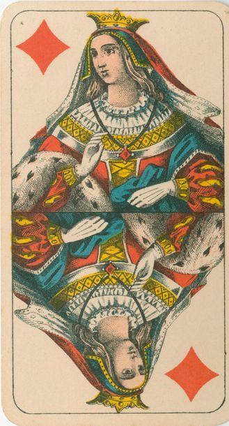 Tarot « bourgeois » : Wüst (logo étoile...
