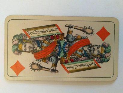 Tarot « Industrie u. Glück », Piatnick &...