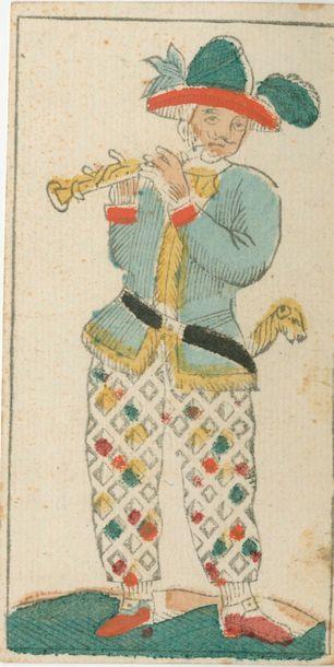Tarot animalier belge : G.L. Timmermann,...