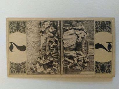 Tarot « bourgeois » : C.L. Wüst, Francfort...