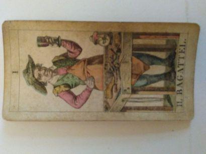 Tarot lombard : C. Dellarocca, 2e moitié...