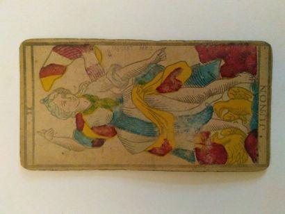 Tarot type Besançon : Lequart, Paris, c.1880...