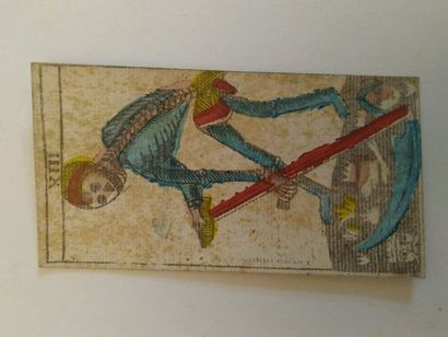 Tarot de Besançon : A. Kirchner, Besançon,...
