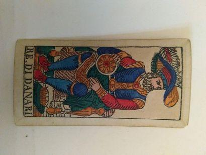 Tarot piémontais : Fratelli Armanino, Gênes,...