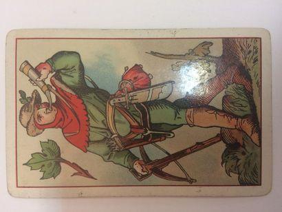 Deutsche Karte : T.O. Weigel, Wezel & Naumann,...