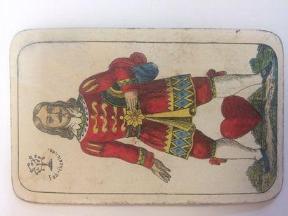 Portrait saxon modernisé : Julius Booch,...