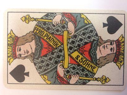 « Karma », jeu pour tours de cartes : Piatnik,...