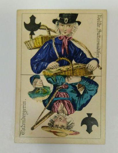 Hamburger Spielkarten : Hanchen Rübcke,...