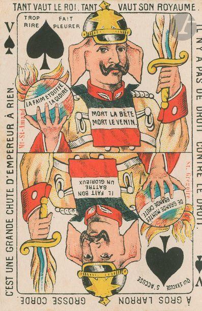 Jeu des Alliés: Léonard Biermans, 1919 (Braun...