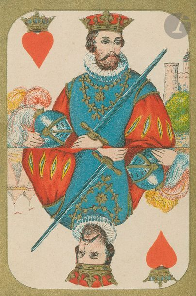 Cartes Moyen-Age : Daveluy, Bruges, c.1870...