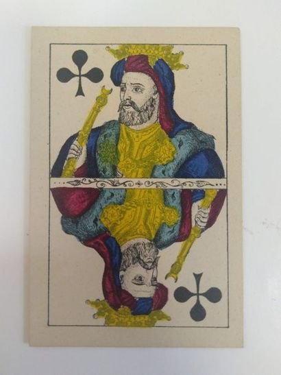 Portrait « Sultan » : anon., Turnhout, vers...