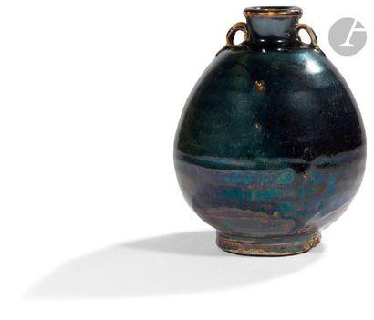 JAPON - Milieu Époque EDO (1603 - 1868) Pot...
