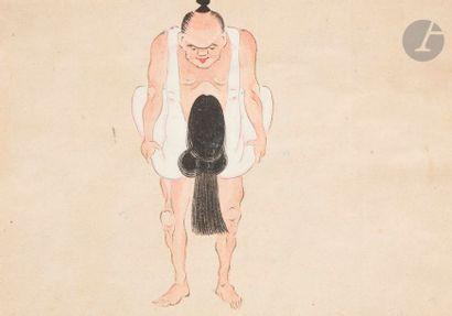 JAPON - Époque MEIJI (1868 - 1912) Album...