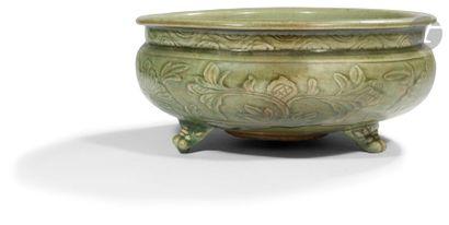 CHINE, Fours de Longquan - Époque MING (1368...