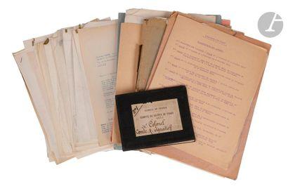 Fonds russes. Affaire Ignatieff, 1915-1945...